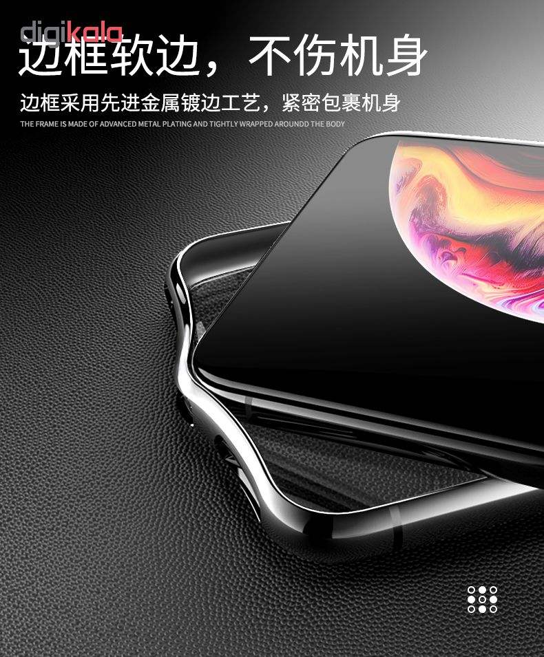 کاور آی دوژی مدل Electroplate Pc مناسب برای گوشی موبایل اپل iPhone XS Max main 1 14