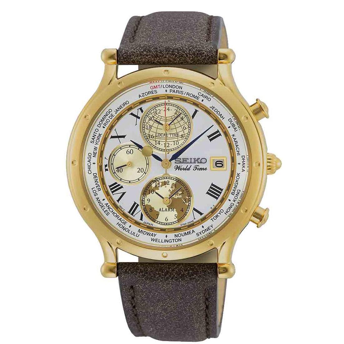 ساعت مچی عقربه ای مردانه سیکو مدل SPL060P1
