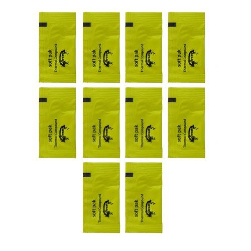 خمیر سیلیکون گریت مدل Thermal Compund بسته 10 عددی