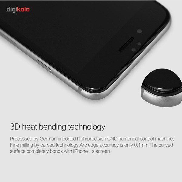 محافظ صفحه نمایش شیشه ای مدل 3D CP Plus MAX مناسب برای گوشی موبایل آیفون 6 پلاس/6s پلاس main 1 5