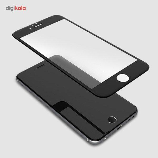 محافظ صفحه نمایش شیشه ای مدل 3D CP Plus MAX مناسب برای گوشی موبایل آیفون 6 پلاس/6s پلاس main 1 6