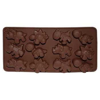قالب شکلات طرح دایناسور