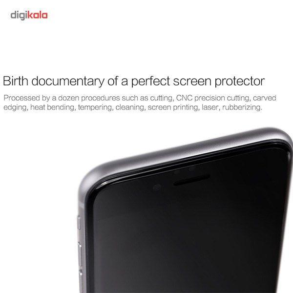 محافظ صفحه نمایش شیشه ای مدل 3D CP Plus MAX مناسب برای گوشی موبایل آیفون 6 پلاس/6s پلاس main 1 7