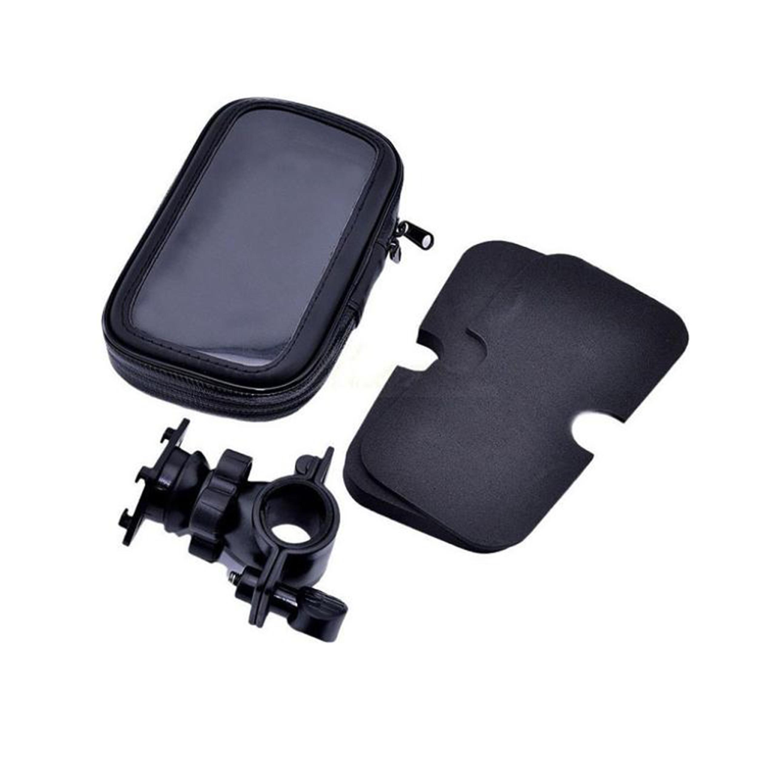 پایه نگهدارنده گوشی موبایل مدل انرژی مناسب برای موتورسیکلت