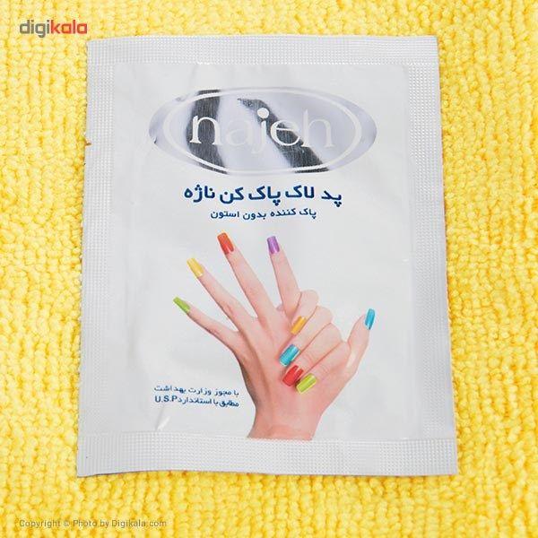 دستمال میکروفایبر ناژه مخصوص سطوح main 1 18