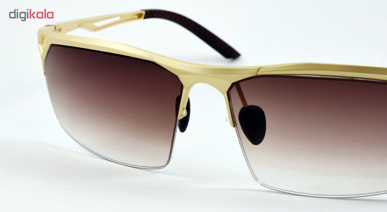 عینک آفتابی ویلی بولو مدل Daily Sport Series Brown