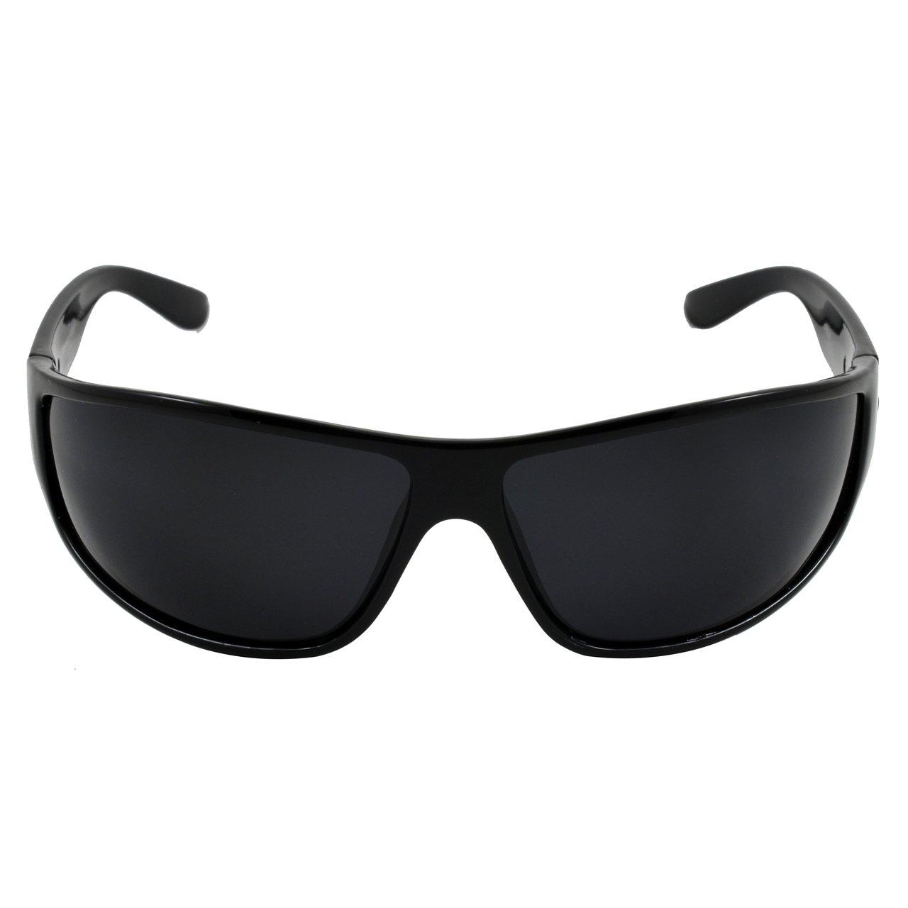 عینک آفتابی الدرادو مدل Full Frame True Black