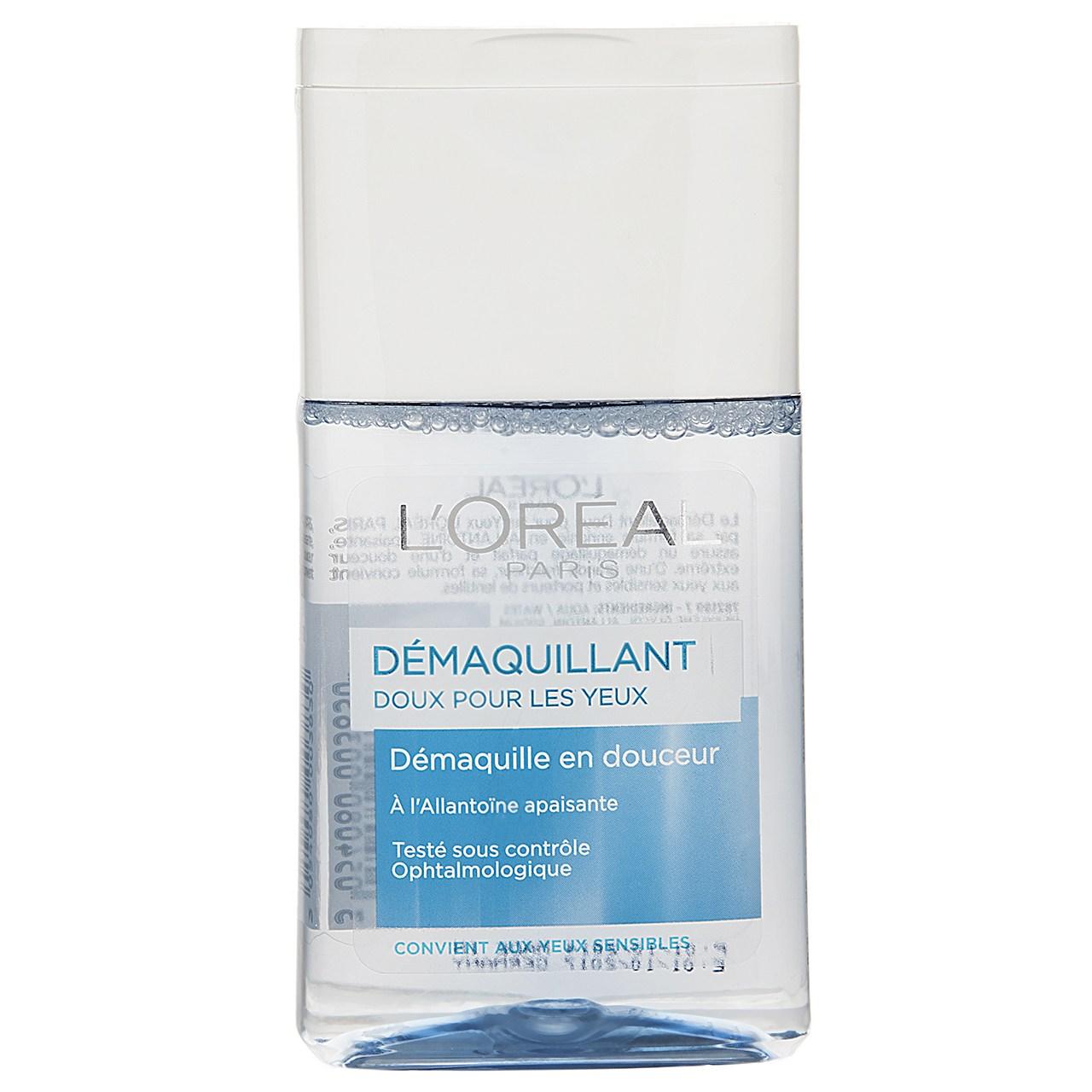 پاک کننده آرایش چشم لورآل مدل demaquillant