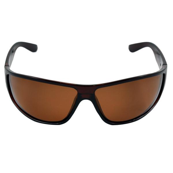 عینک آفتابی الدرادو مدل Sharp Wide Brown