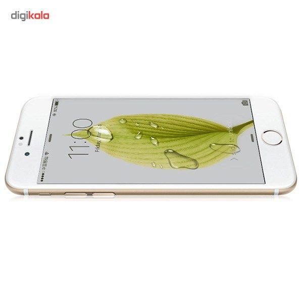 محافظ صفحه نمایش شیشه ای مدل 3D CP Plus MAX مناسب برای گوشی موبایل آیفون 6 پلاس/6s پلاس main 1 10