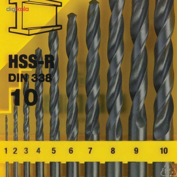 مجموعه 10 عددی مته فلز دیوالت مدل DT5911 main 1 2