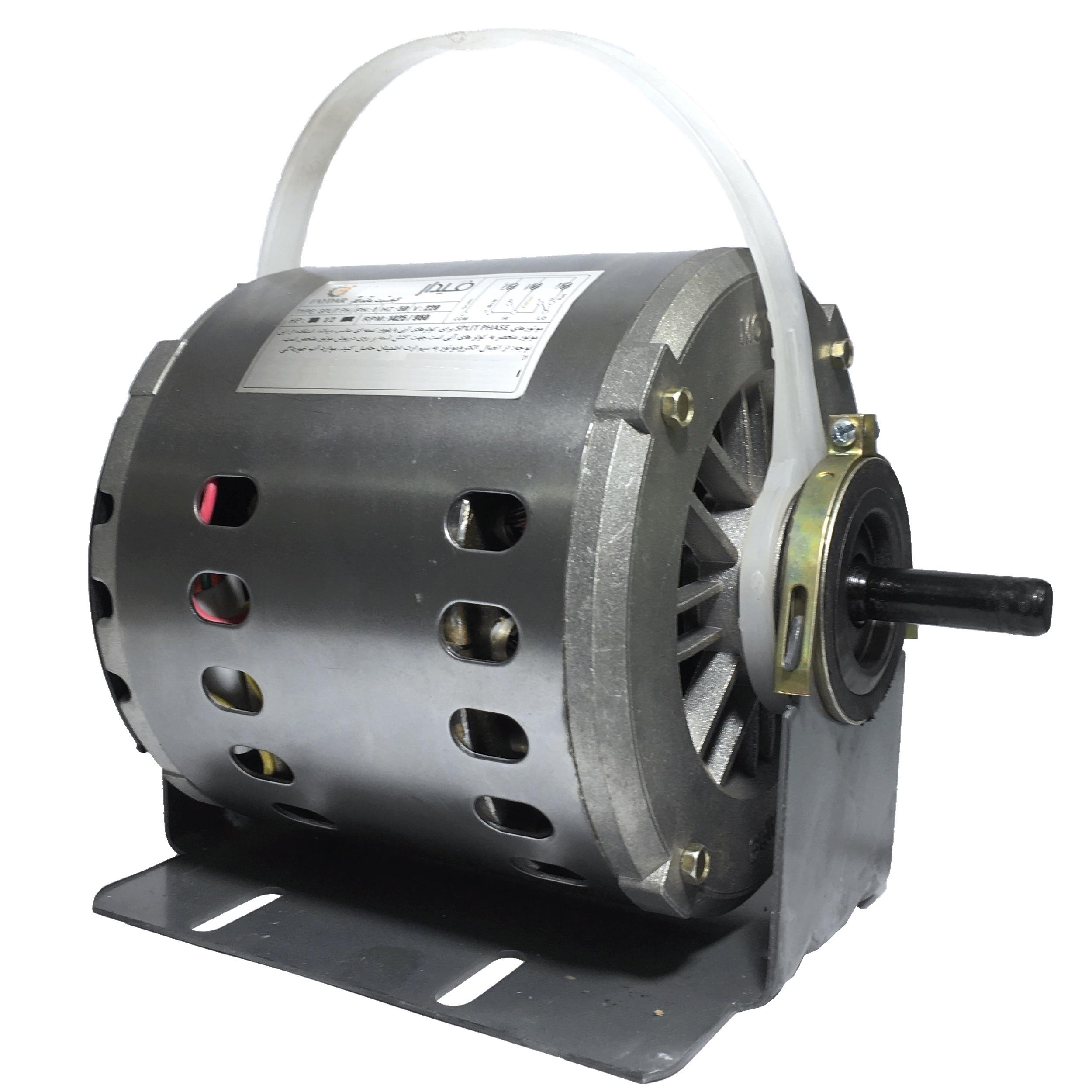 الکترو موتور کولر آبی فیدار مدل 1/2 A