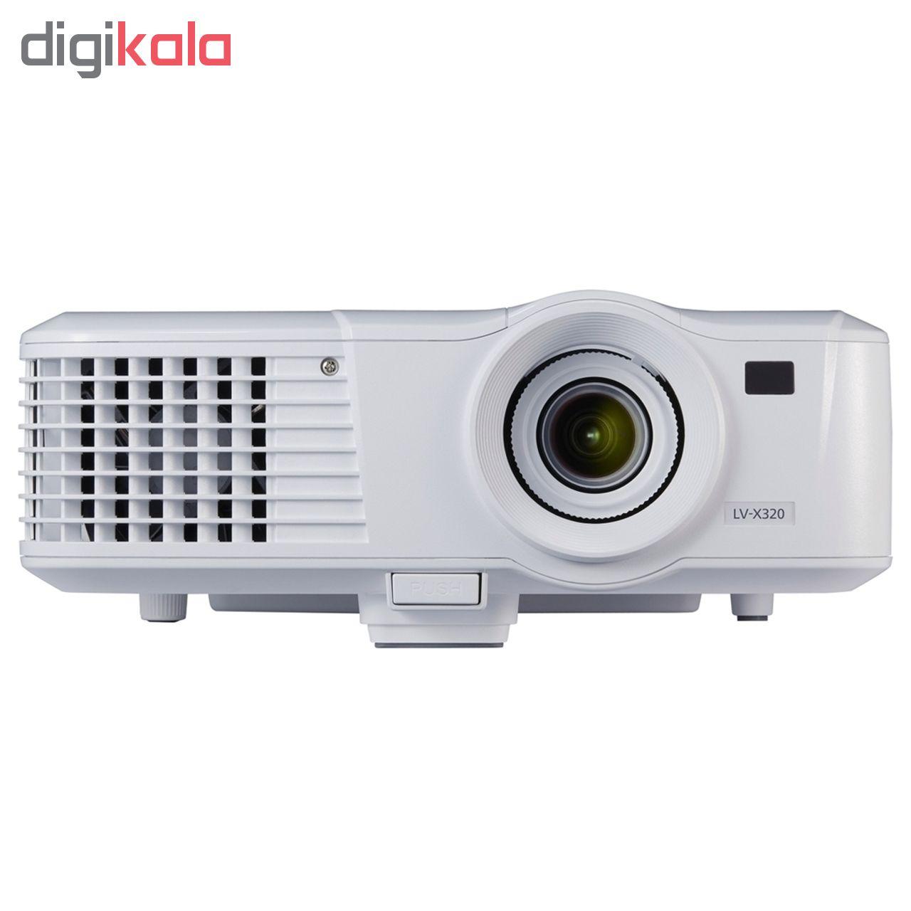 قیمت                      ویدئو پروژکتور کانن مدل LV-X320