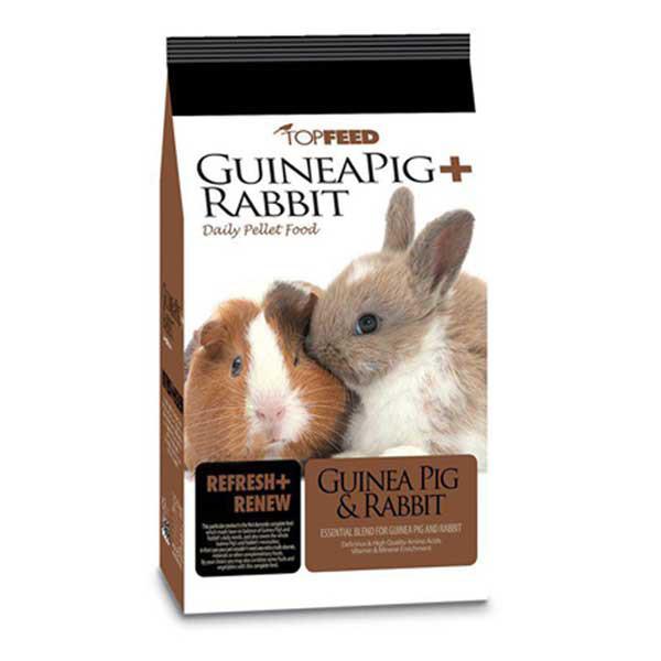غذای خرگوش و خوکچه تاپ فید کد 009 مقدار 1 کیلوگرم