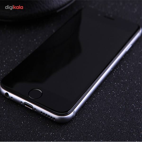 محافظ صفحه نمایش شیشه ای مدل 3D CP Plus MAX مناسب برای گوشی موبایل آیفون 6 پلاس/6s پلاس main 1 13