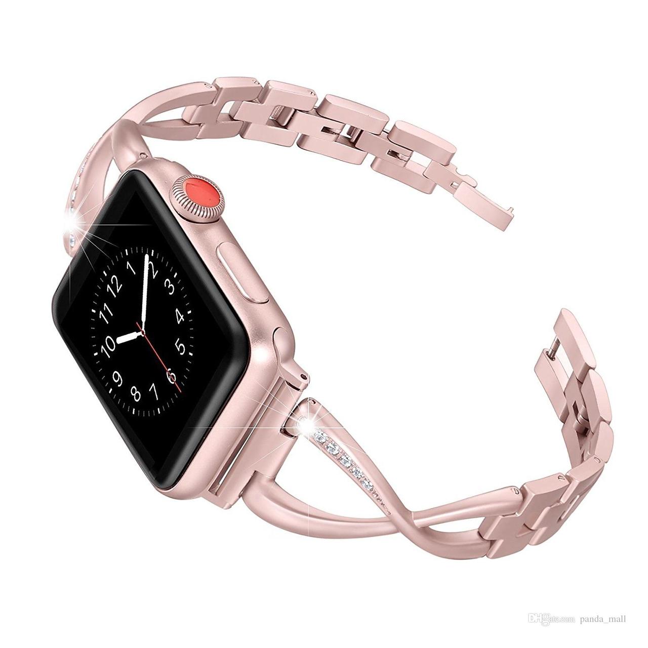 بند مدل Jansin مناسب برای اپل واچ 42 میلیمتری