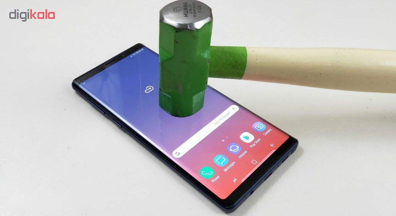محافظ صفحه نمایش اسپایدر مدل Super Hard 5D مناسب برای گوشی موبایل سامسونگ galaxy Note 9 main 1 5