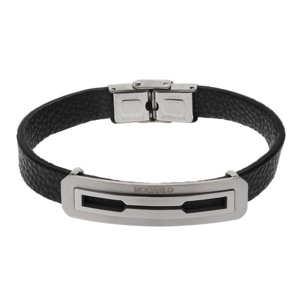 دستبند مردانه موکارلو کد 4004