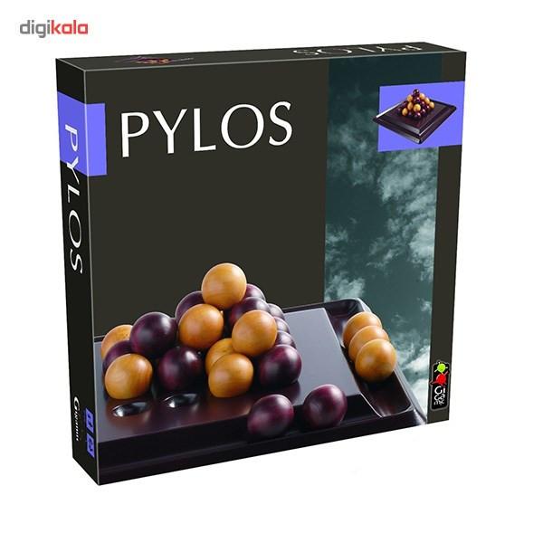 بازی فکری ژیگامیک مدل Pylos