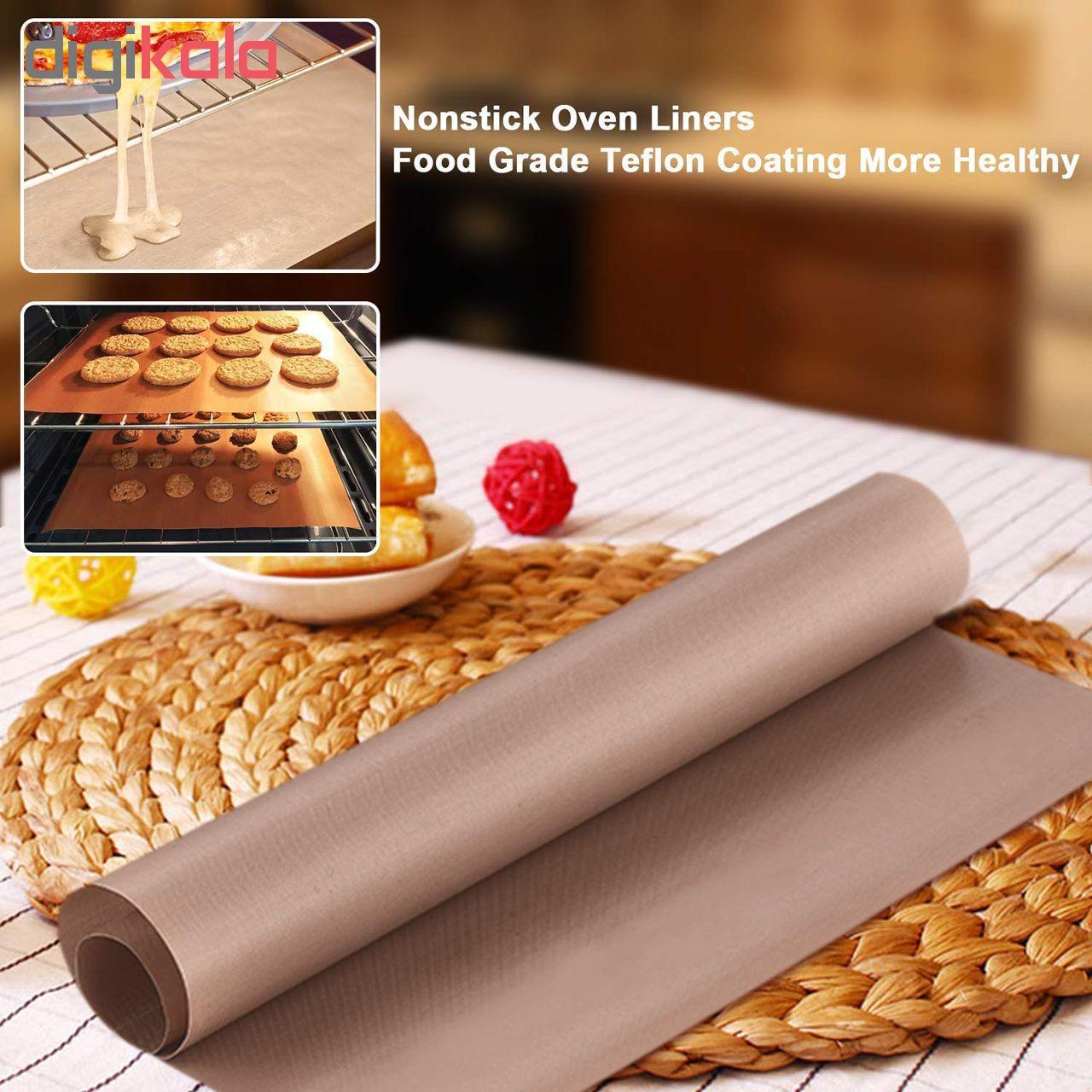ورق نسوز آشپزی و شیرینی پزی مدل N1  با ابعاد 40 در 60 سانتی متر  main 1 4