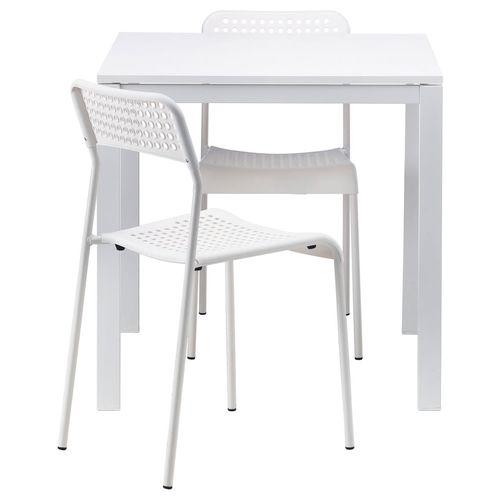 میز و صندلی ناهار خوری ایکیا گالری آذینک مدل MELLTORP - ADDE