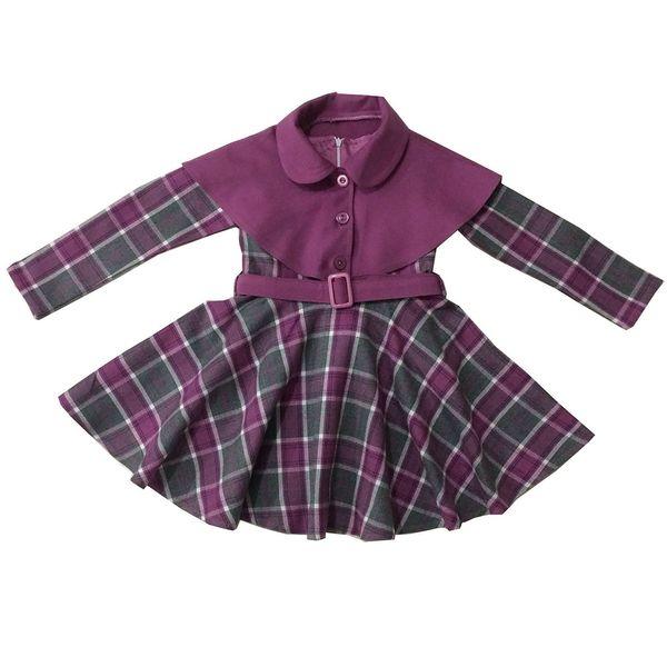پیراهن دخترانه کد 3-115
