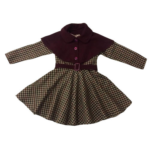 پیراهن دخترانه کد 3-120