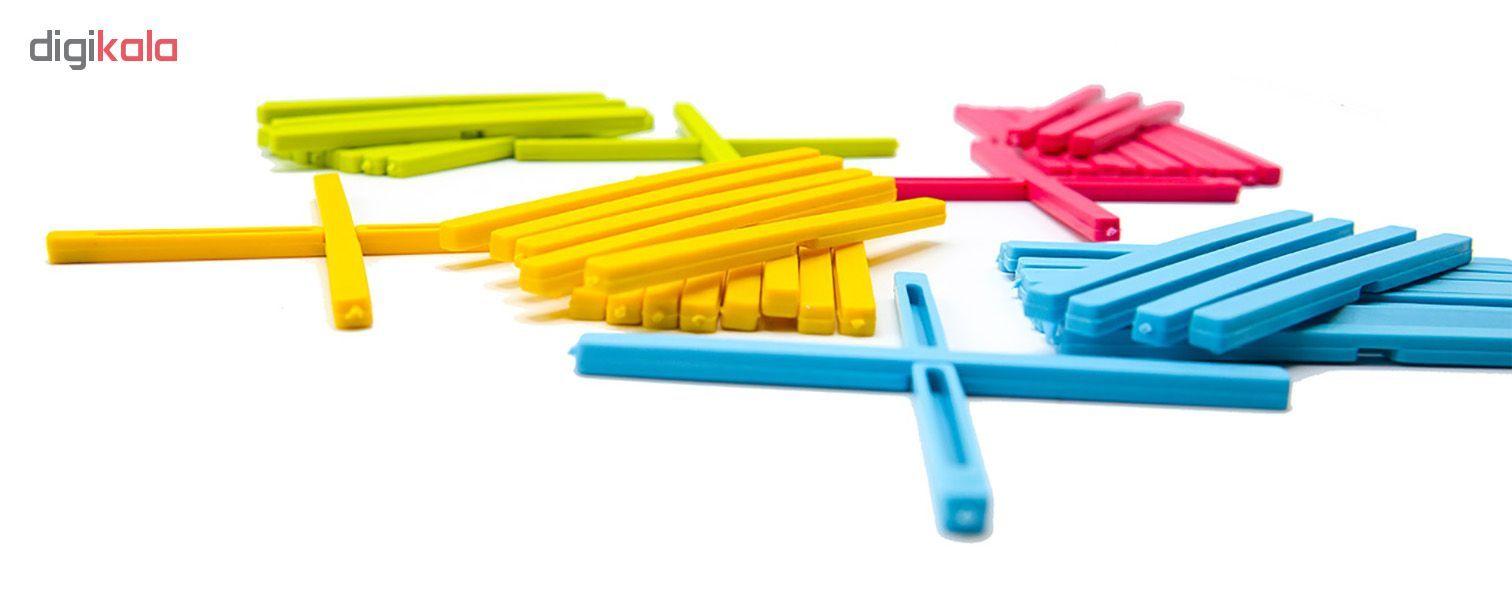 بازی آموزشی کارا مدل چوب خط و چینه کد z3 بسته2 عددی  main 1 2