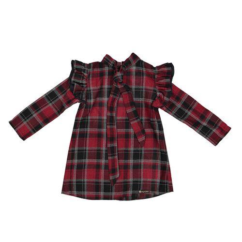 پیراهن دخترانه آنجل مدل AF112138