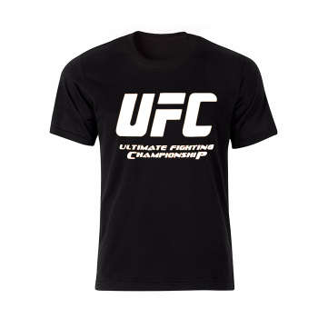 تصویر تیشرت مردانه طرح UFC مدل BW13304
