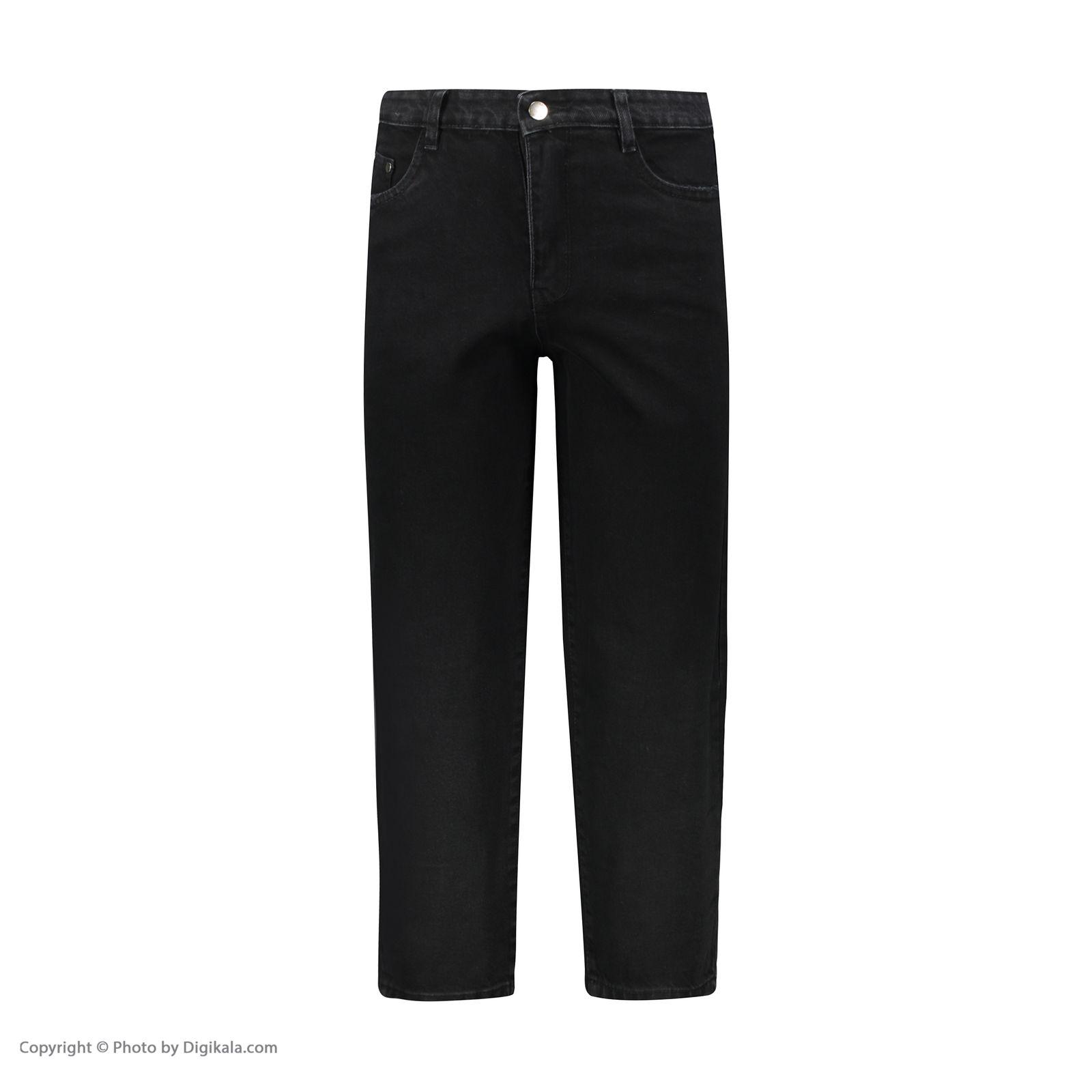 شلوار جین مردانه گری مدل HA33 -  - 2