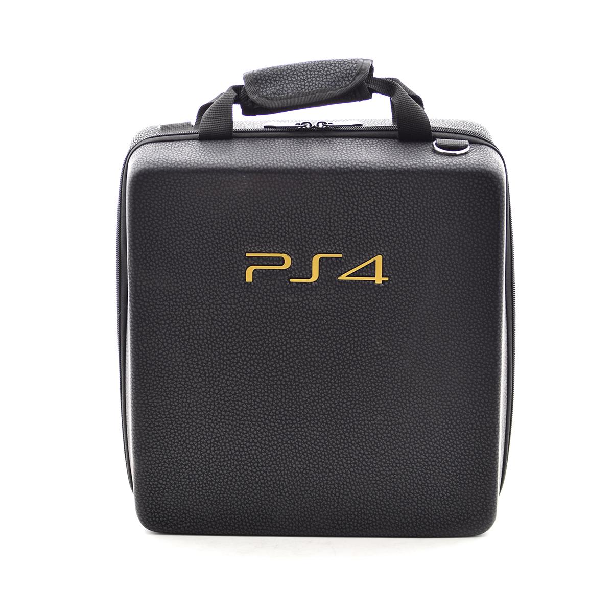 کیف حمل پلی استیشن 4 Pro مدل 1005 طرح چرمی