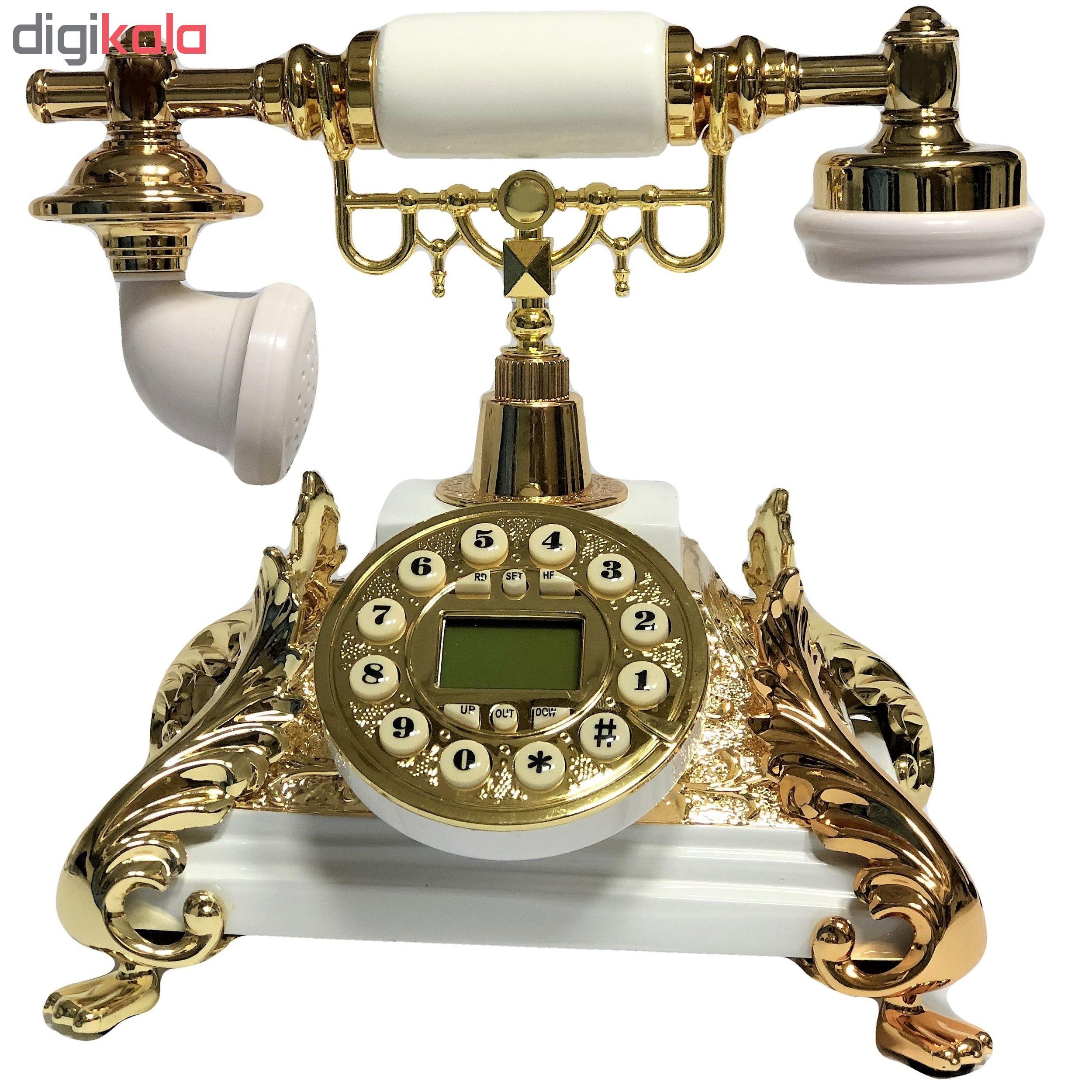 قیمت                      تلفن کلاسیک افق مدل 8328B