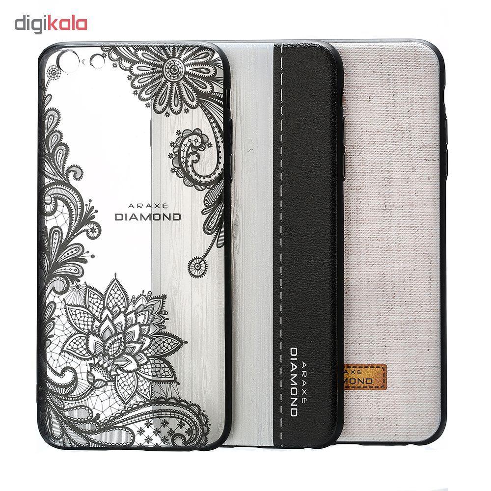 کاور دیاموند مدل Tree Leather مناسب برای گوشی موبایل آیفون 7 پلاس main 1 1
