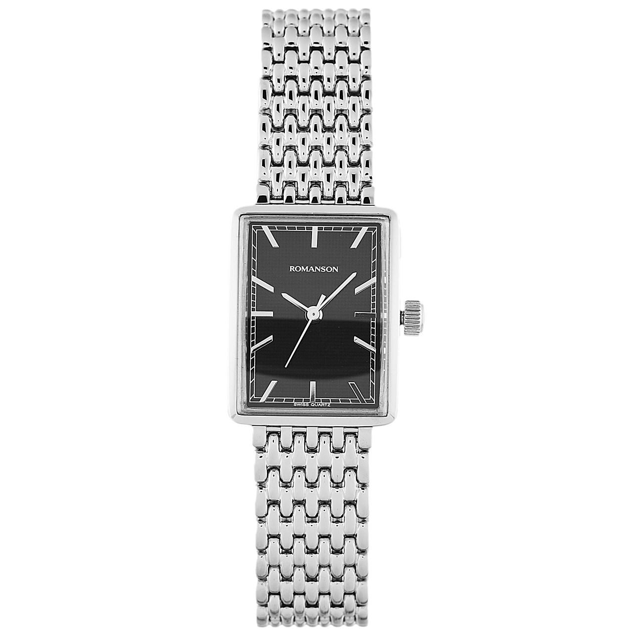 ساعت مچی عقربه ای زنانه رومانسون مدل DM5163LL1WA32W