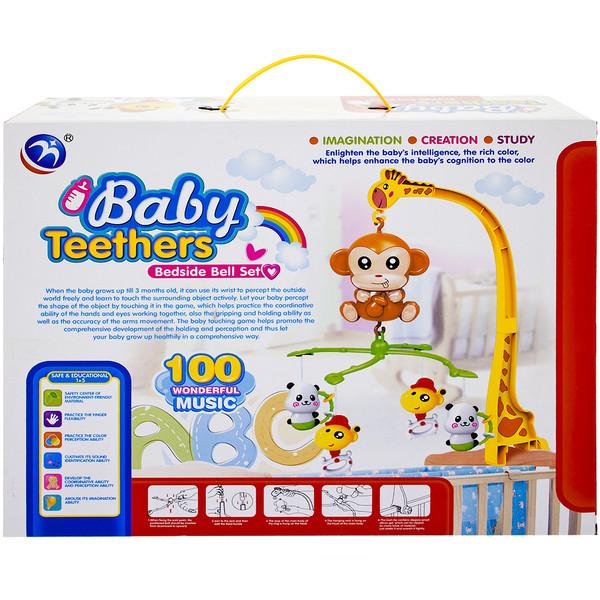 آویز تخت کودک مدل Baby Teethers