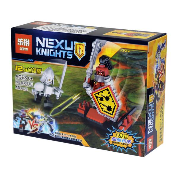 ساختنی لپین مدل Nexu Knights 03031E