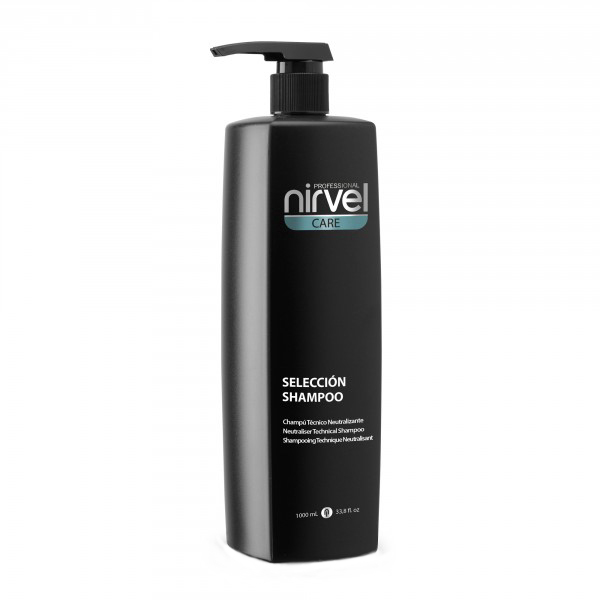 شامپو نیرول مدل selection shampoo  حجم 1000 میلی لیتر