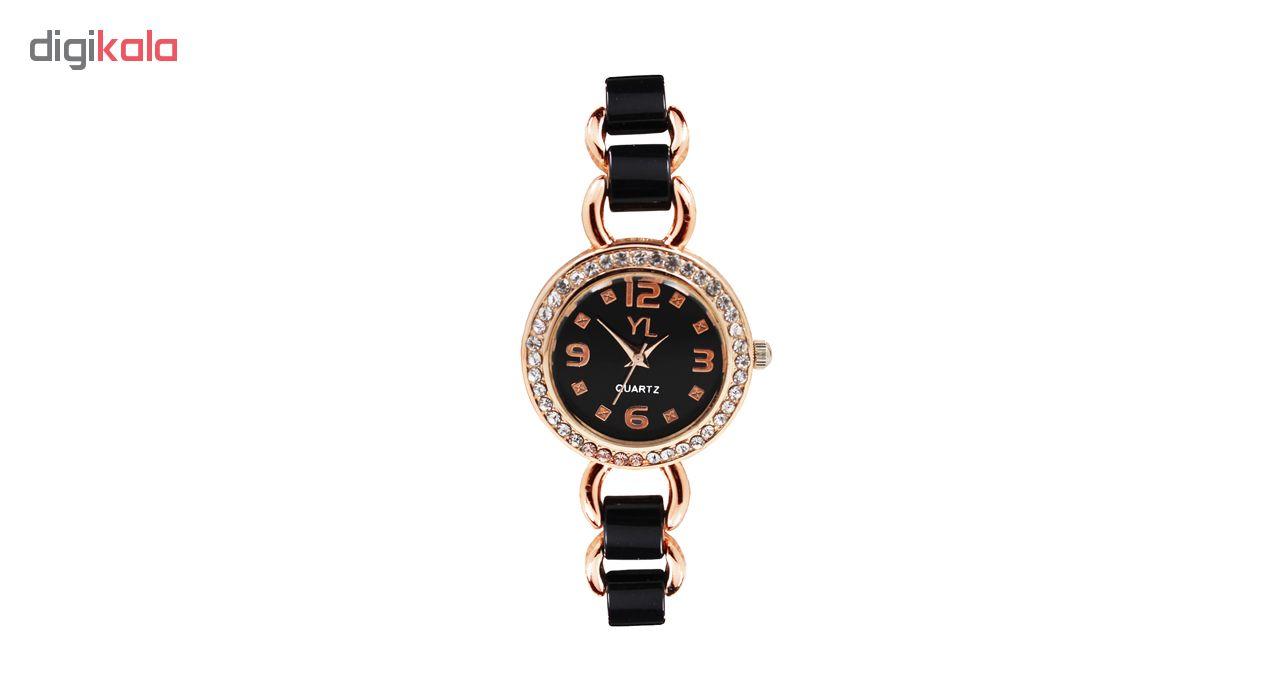ساعت مچی عقربه ای زنانه وای ال مدل P4-73