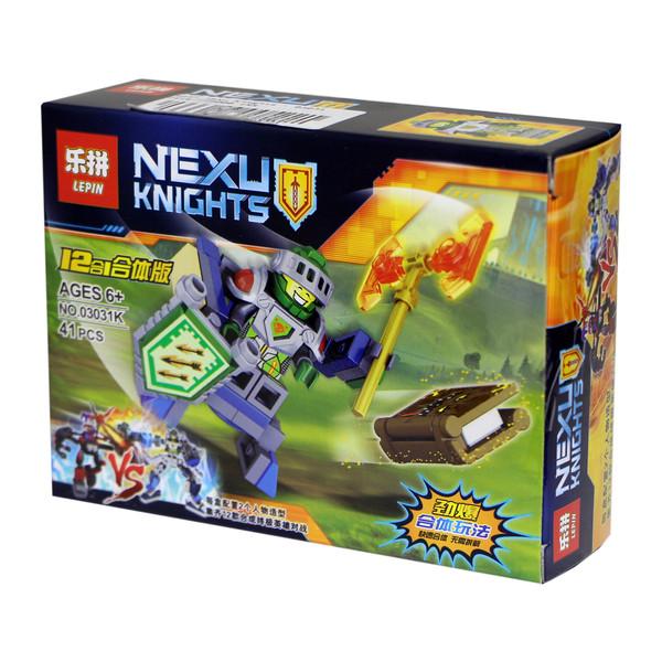 ساختنی لپین مدل Nexu Knights 03031K