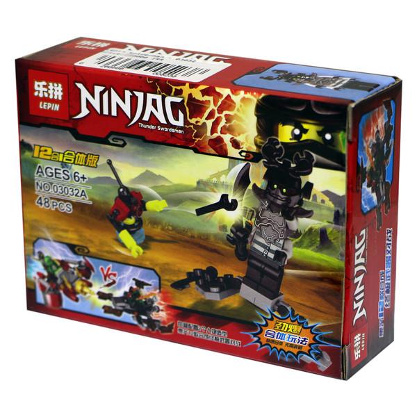 ساختنی لپین مدل Ninjag 03032A