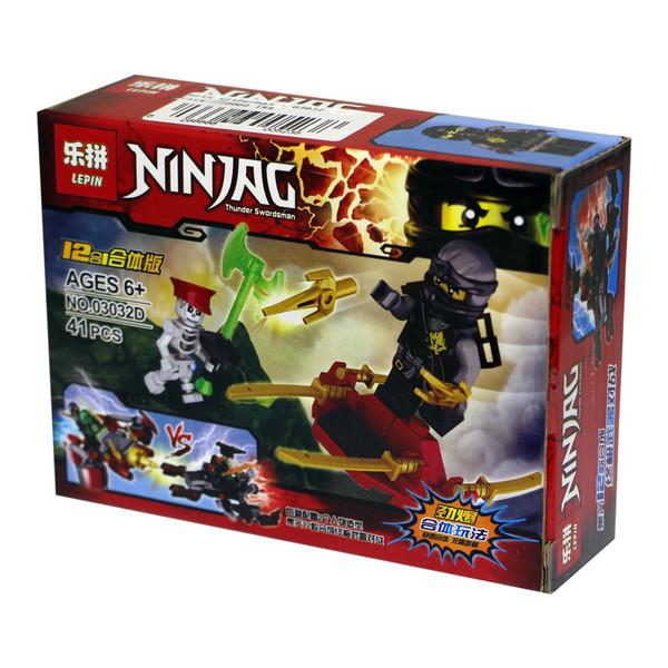ساختنی لپین مدل Ninjag 03032D