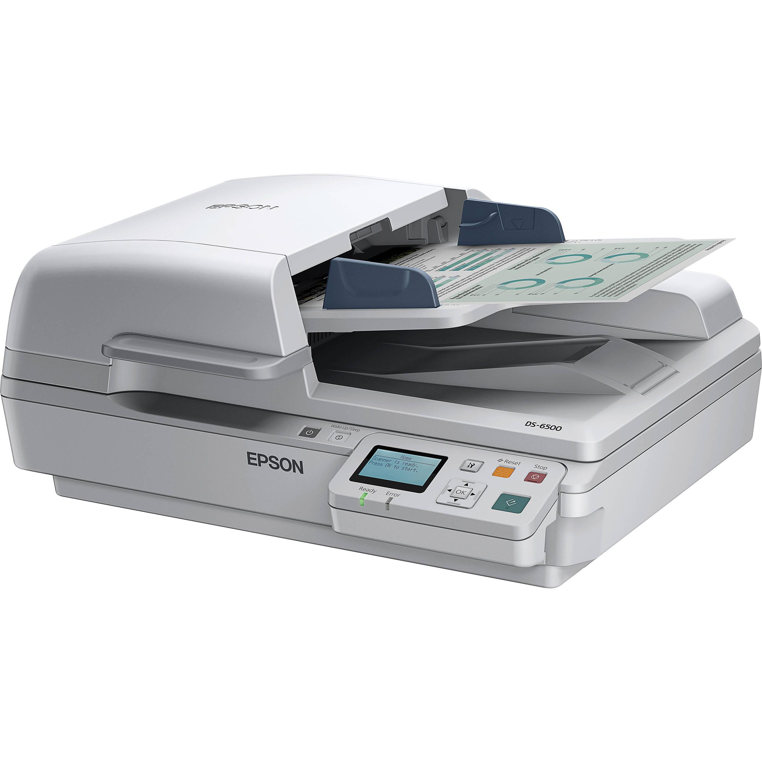 قیمت                      اسکنر اپسون مدل DS-6500