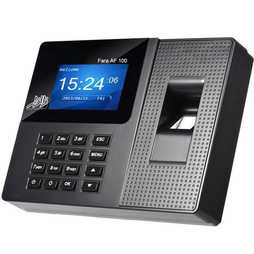 دستگاه حضور غیاب فراافزار مدلFara Af100