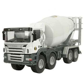 ماشین بازی Hy Truck مدل کامیون میکسر سیمان کد 5-5012