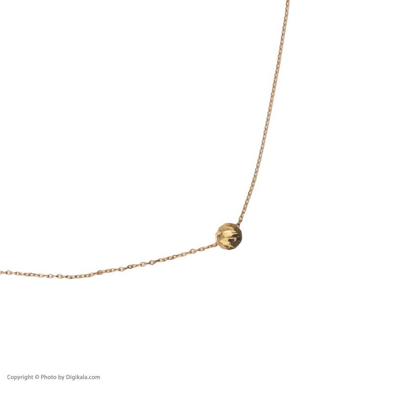 پابند طلا 18 عیار زنانه مایا ماهک مدل MA0130