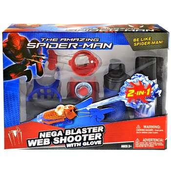 ست اسباب بازی پرتاب تار مرد عنکبوتی مدل Spiderman |