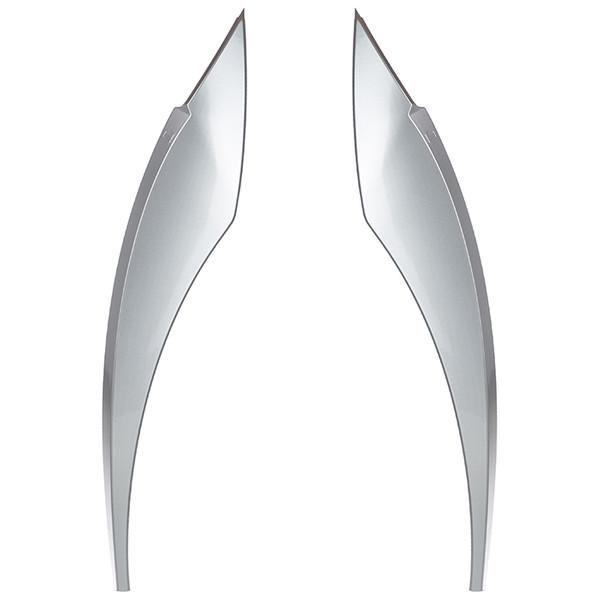 ابرویی چراغ جلو خودرو مدل Pen S106 مناسب برای تیبا(نقره ای)
