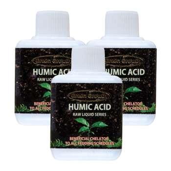 کود مایع هیومیک اسید گرین گروت مدل GS-01 بسته 3 عددی