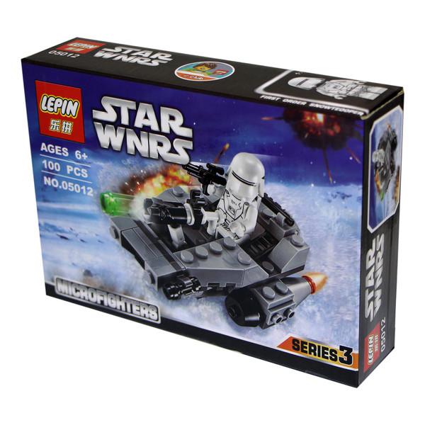 ساختنی لپین مدل Star Wars 05012